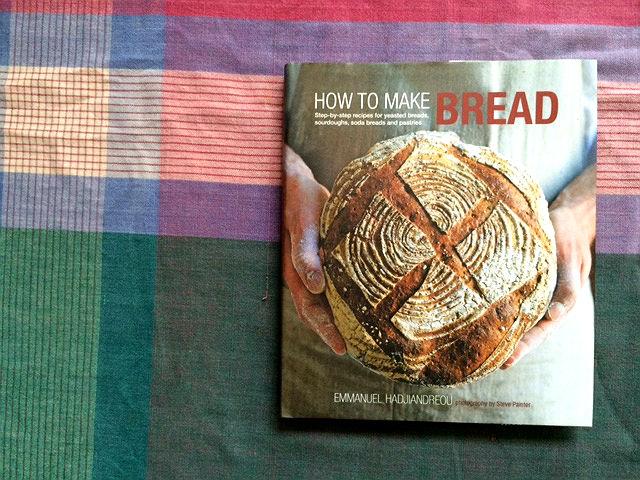 How to make bread, libro de cocina