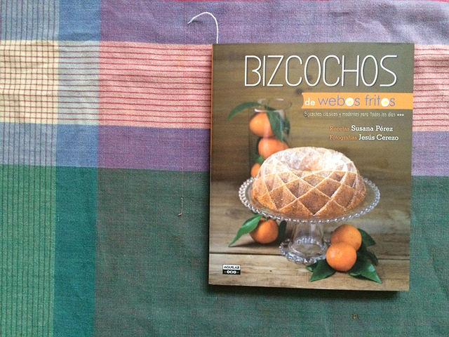libro de cocina, bizcochos de webos fritos