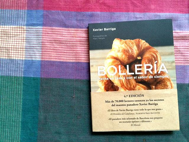 Bollería de Xavier Barriga