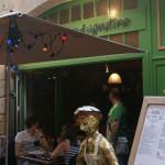 Comer en Nantes: Crêperie Augustine