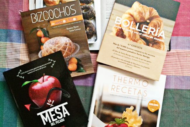 libros de cocina como regalo
