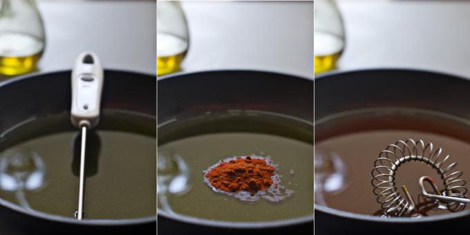 aceite de pimenton