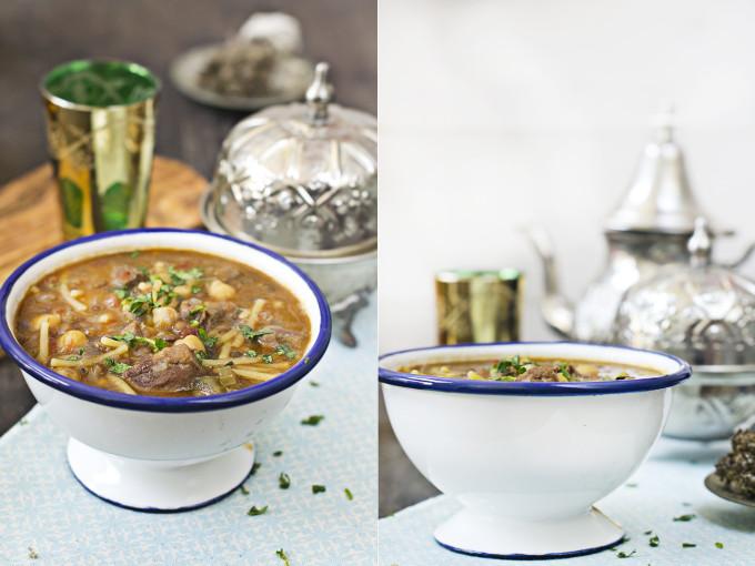 receta de harira