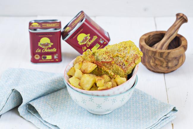 receta de lomo en salsa de almendras