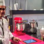 Alberto Moreno arranca su andadura en Bocuse d'Or
