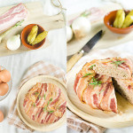 Meatloaf – Pastel de carne americano