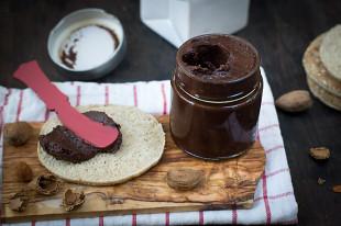 receta de como hacer nutella casera