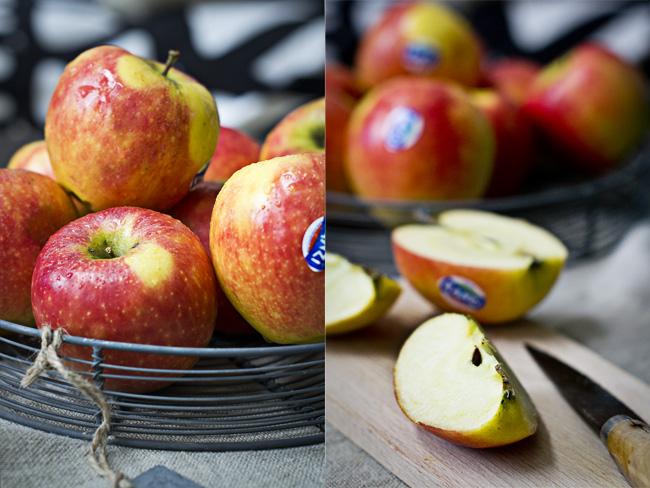 recetas con manzanas kanzi