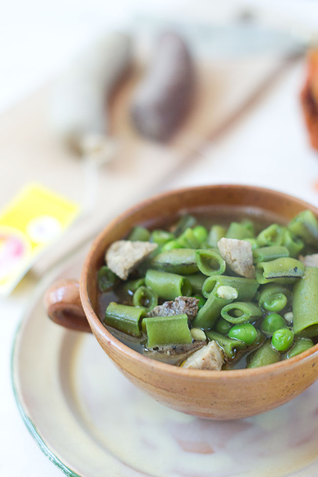 receta de escudella fresca mallorquina