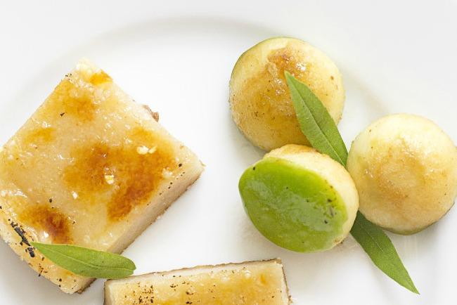 pantela de manzana