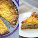 Szarlotka, tarta de manzana polaca