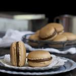 Cómo hacer macarons de caramelo salado
