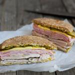 Sandwich cubano o cubanito