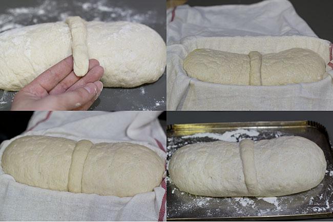 receta de pan de cinta aragonés