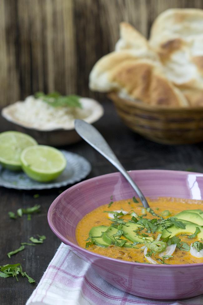 receta de dal mahakani