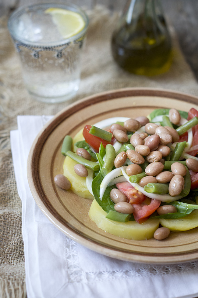 receta de ensalada de escudella fresca