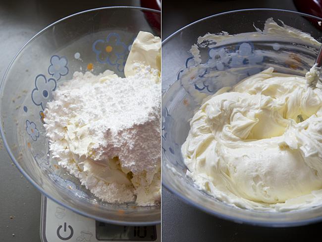 tarta mousse de queso paso 2