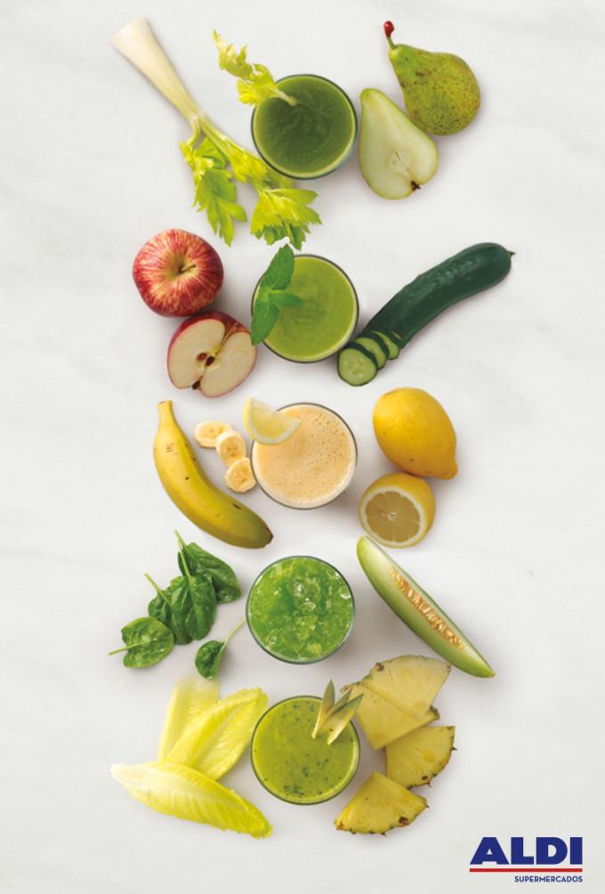 aldi verduras