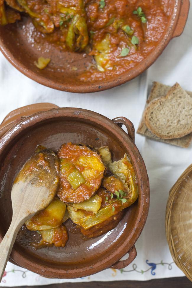 receta de tumbet mallorquín