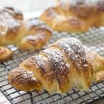 Cómo hacer croissants o cruasanes