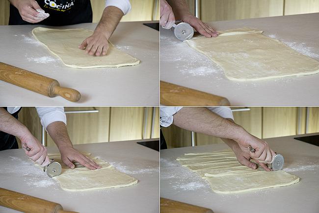 croissants corte