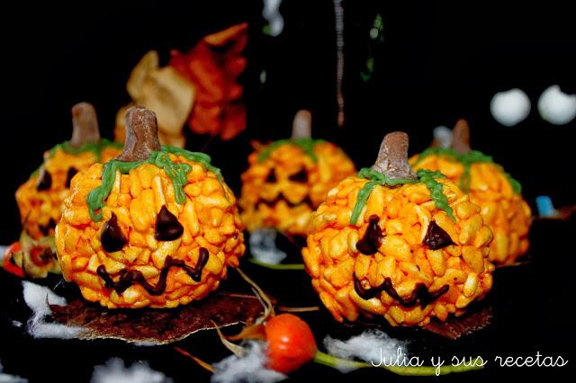 6 recetas para halloween