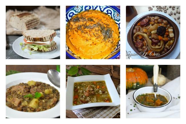 seis recetas con legumbres para el frío