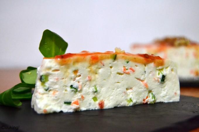 pastel de queso philadelphia