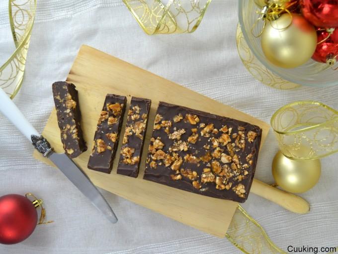 seis recetas de turrón para Navidad
