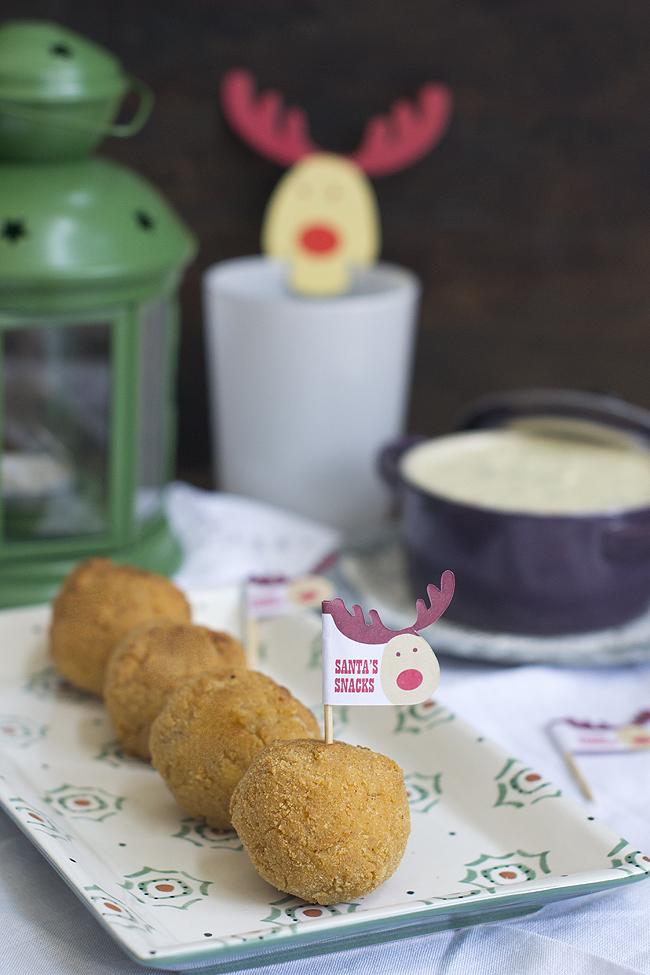 croquetas de langostinos y gulas con salsa tártara
