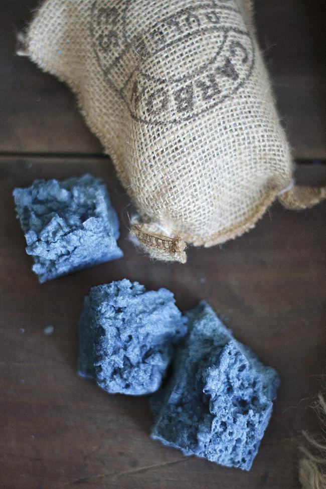 carbon dulce de reyes magos receta
