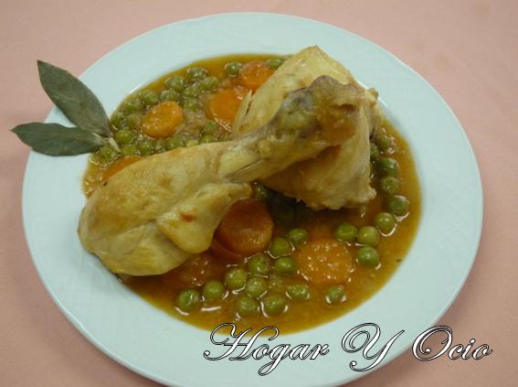 recetas de pollo ligeras