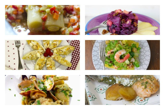 recetas bajas en calorias