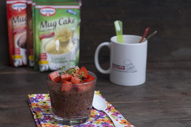 Mug Cake Dr. Oetker