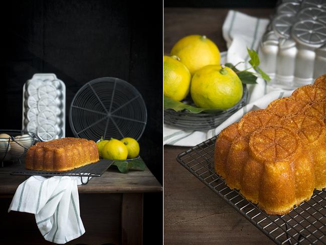 poundcake de bergamota