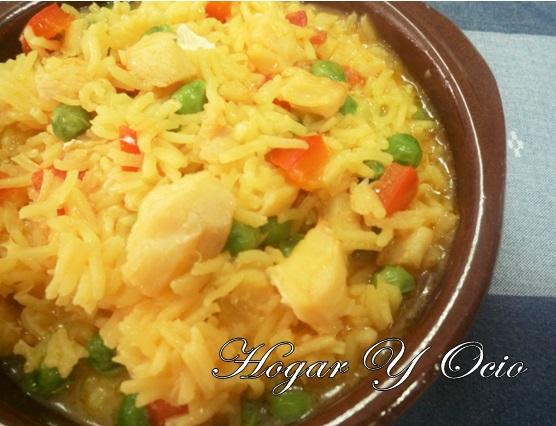 Bacalao con arroz 6