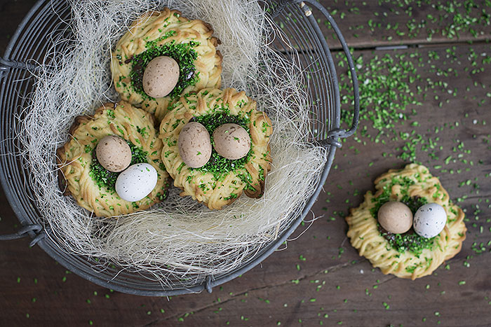 galletas nido de pascua h cocinando con catman