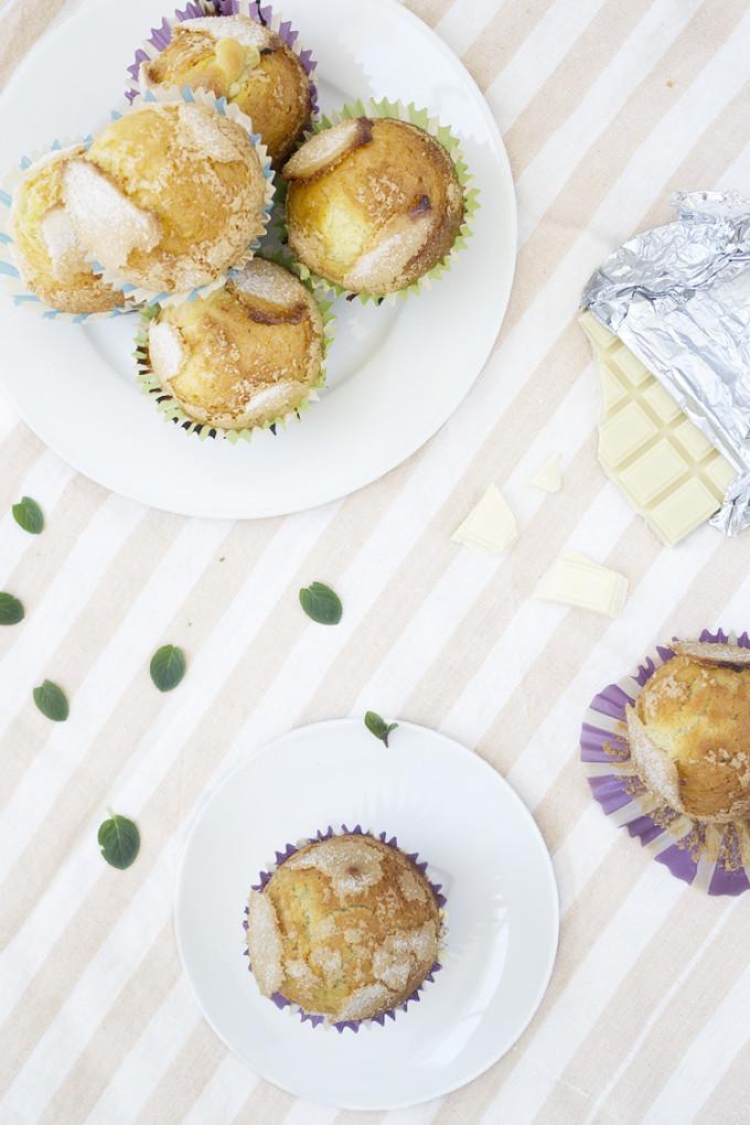6 recetas de magdalenas para todos los gustos
