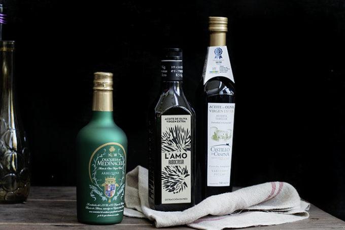 tres aceites que deberias probar