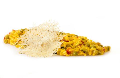 arroz con verduras en olla gm
