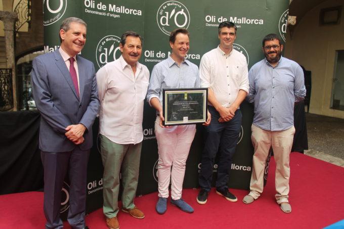 José Maria Ramis, Josep Oliver, Manuel Ruiz, Sebastià Solivellas i Vicenç Vidal.