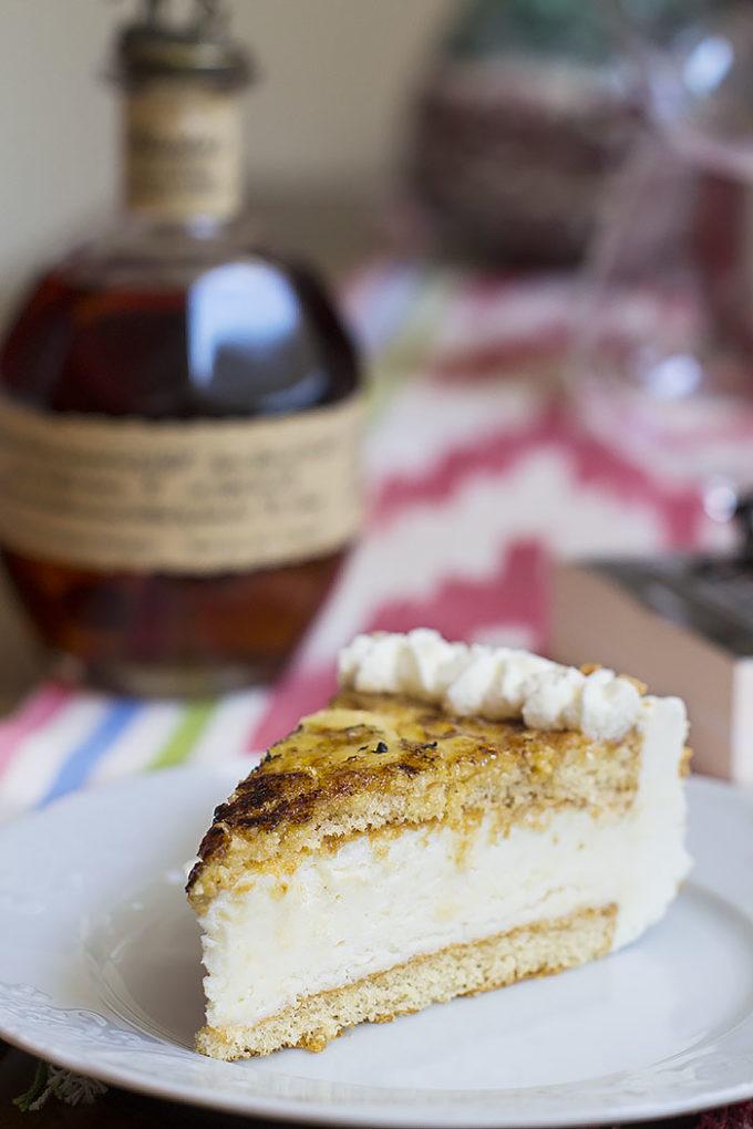receta de tarta al whisky casera