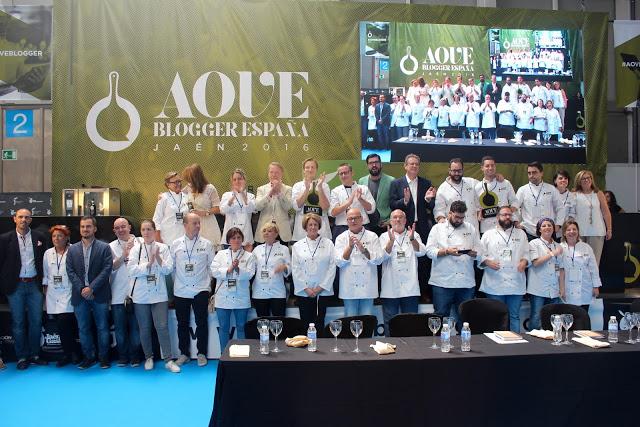 AOVE blogger España