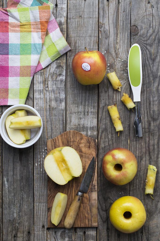 lomo guisado con manzanas Ambrosía