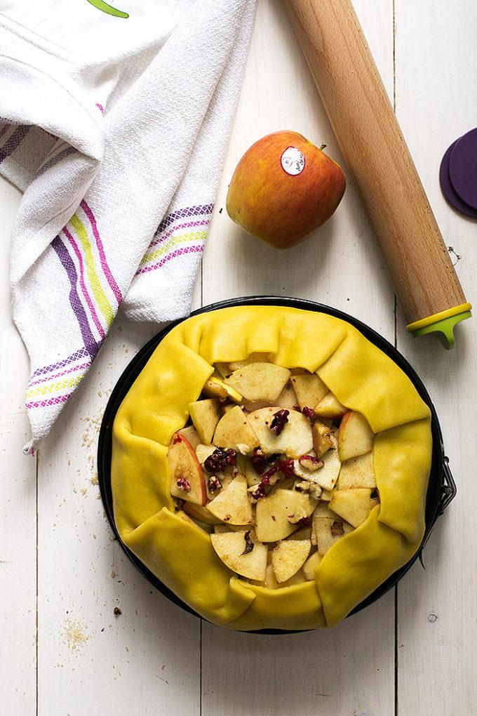 galette de manzanas, la mejor receta