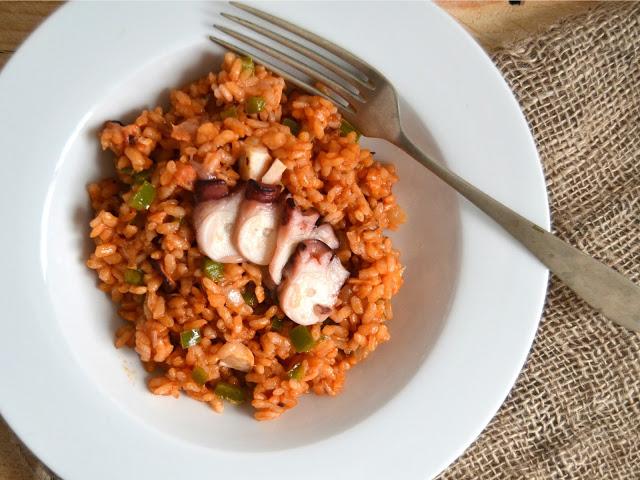seis recetas de arroz de domingo