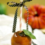 Toffee apples [Bonfire Night]