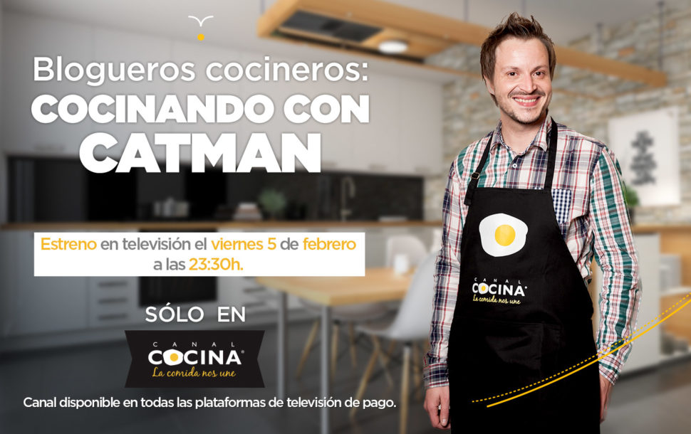 Nuestro programa blogueros cocineros estreno for Cocineros de canal cocina